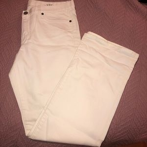 Denim - White jeans